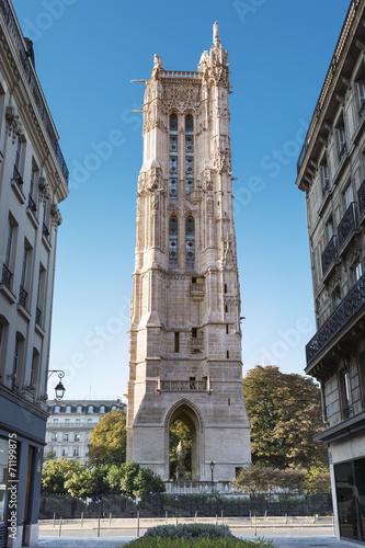 Tour Saint-Jacques Paris - 71199875