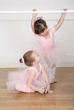 Fototapety Ballet dancers