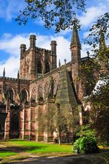イギリス チェスター大聖堂 Chester Cathedral England