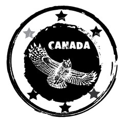 canada. stamp