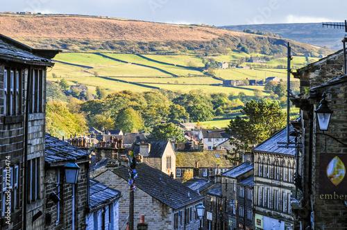 イギリス ハワース Haworth England