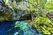 Leinwandbild Motiv Beautiful Cenote