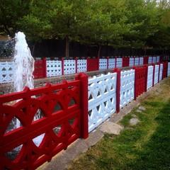 beton çit güzellikleri