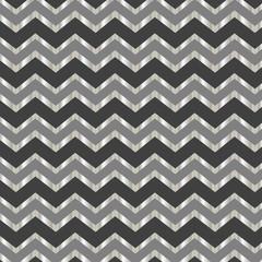 Grey and silver chevron pattern