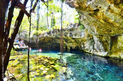 Blue Cenote - 71204859
