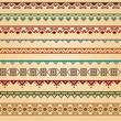 Vector border decoration elements megaset in different colors