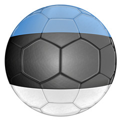 Soccer Ball Estonia