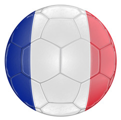 Soccer Ball France