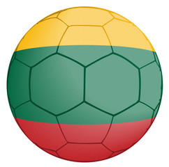 Soccer Ball Lithuania