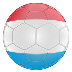 Soccer Ball Luxembourg