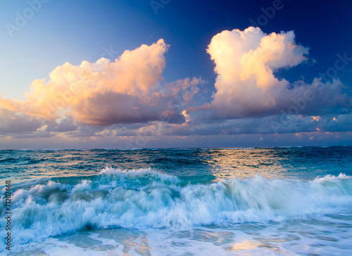 canvas print picture sea