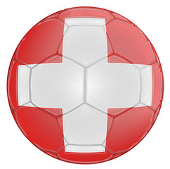 Soccer Ball Switzerland