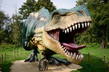 Dinosaur Tyranosaurus Rex.