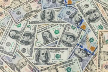 U.S, dollars bank notes