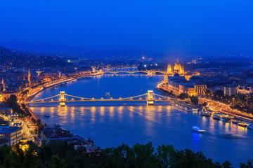 Danube river, Budapest Hungary