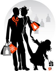 Family Xmas Shopping