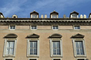 Caserta Royal Palace exterior