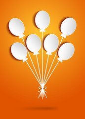 Holiday balloons