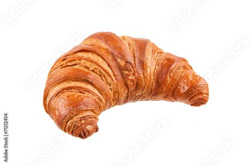 Fotobehang Bakkerij Croissant