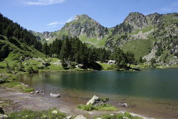 Lac du Laurenti, Pyrénées