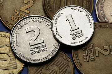 Coins of Israel