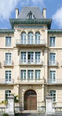 Architecture Belle époque. Casino de Salies de Béarn