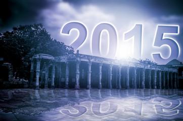 new year 2015 rising