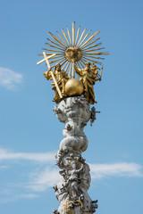 Plague column in Linz