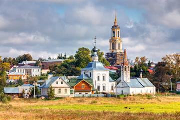 Cityscape Suzdal. Russia