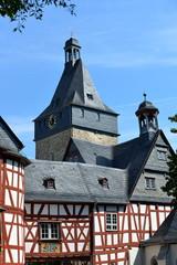 Haube Obertorturm mit Amthofteil Bad Camberg