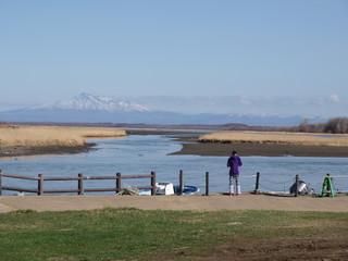 春の濤沸湖