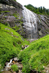Wasserfall im Stilluptal - Zillertal - Alpen
