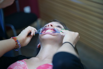 chez l'orthodontiste