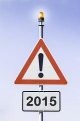 2015 warning