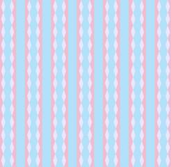 Abstract seamless geometric wallpaper pattern