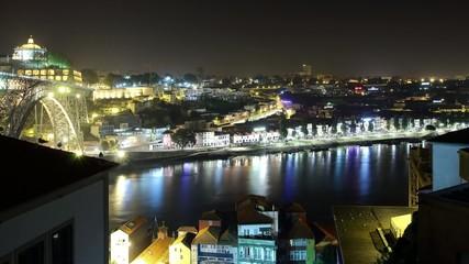 Unesco Weltkulturerbe Porto Zeitraffer