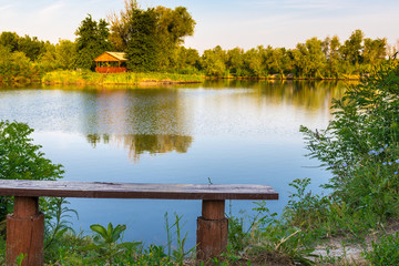 Nature of Ukraine. June 2014