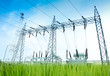 Electricity station in green energy concept - 71223694