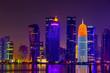 Doha By Night - 71225073