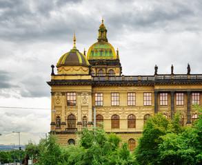 The National Museum in Prague, Czech Republic