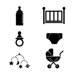 Baby Accessories Icon