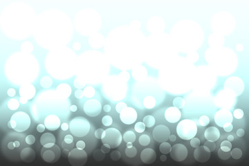 Abstract shiny festive background with bokeh lights