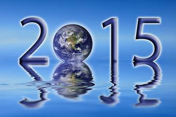 2015 earth environment concept