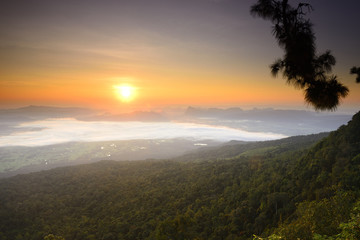 Phu Kradueng National Park