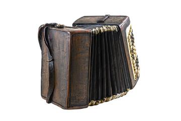 Model of accordion