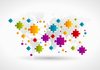 Puzzle network