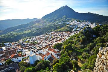 Gaucin, Andalusian village, Málaga, Spain