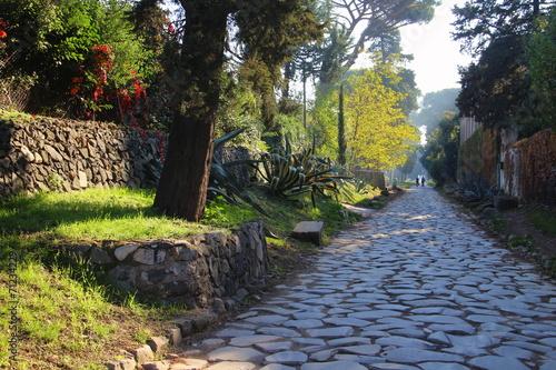 Fototapeta Roma Appia Antica