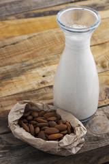 Almond nut milk