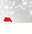 Mütze Weihnachten Schnee
